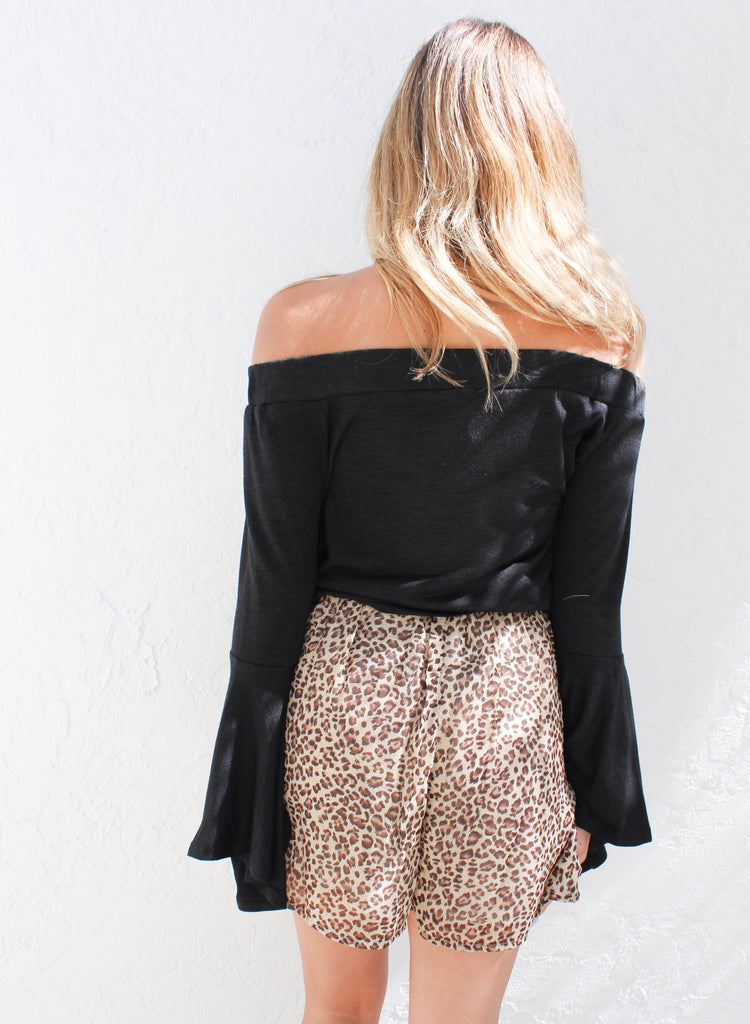 Wild Thing Ruffle Shorts