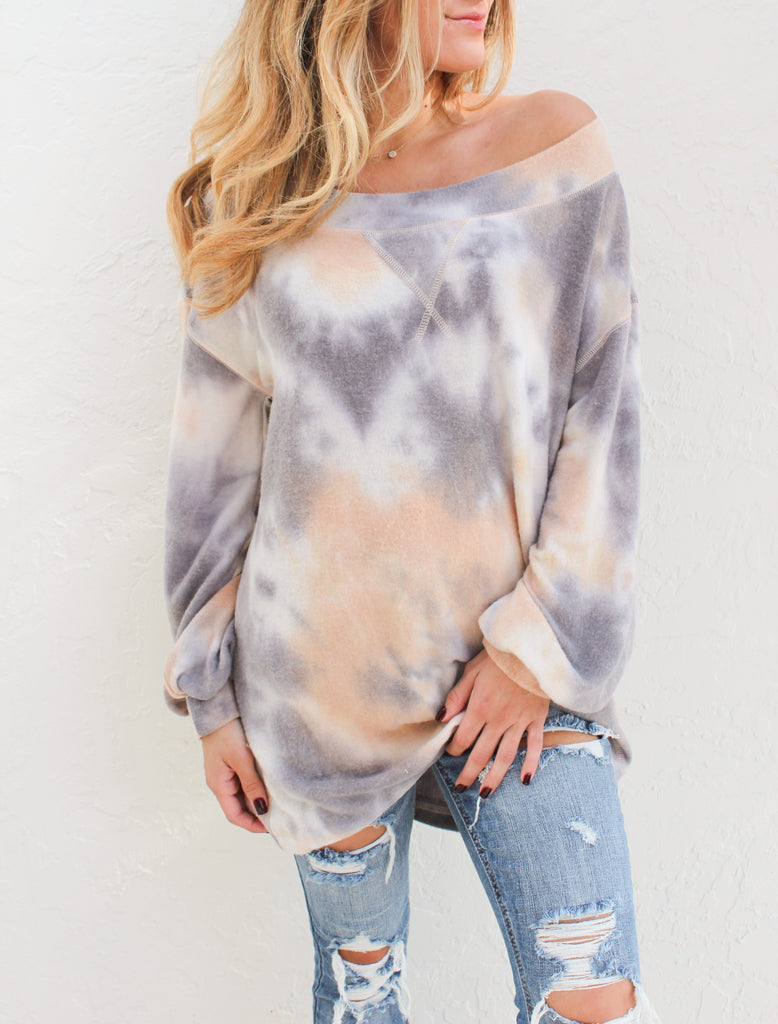 PRE ORDER - Kinsley Oversized Sweater