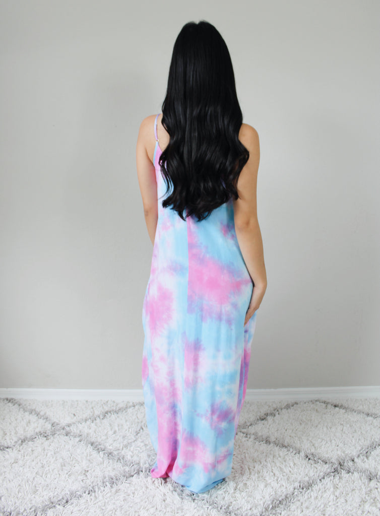 Cotton Candy Skies Maxi