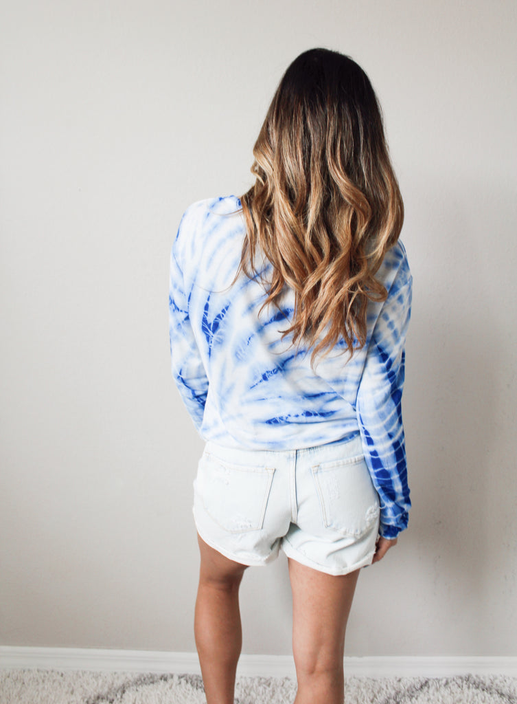 Beach Babe Long Sleeve