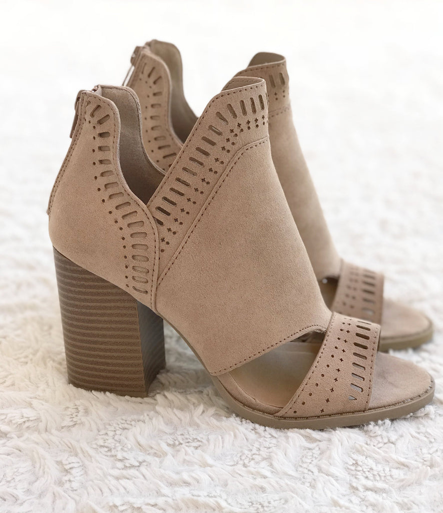 Madison Booties