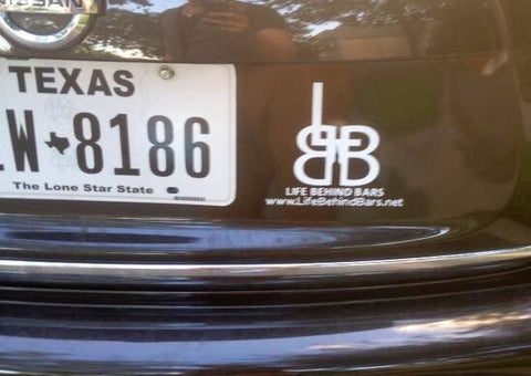 LBB Decal Sticker