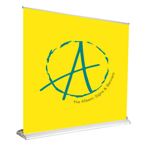 "48""W x 40""H TableTop Retractable"