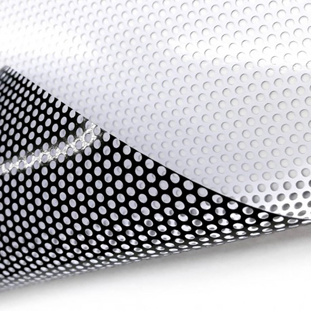 Perforated Window Film