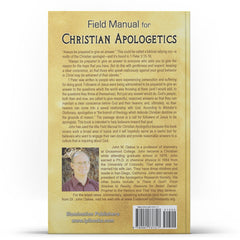 Field Manual for Christian Apologetics Kindle - IlluminationPublishers