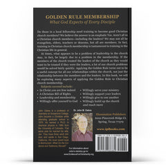 Golden Rule Membership - Illumination Publishers