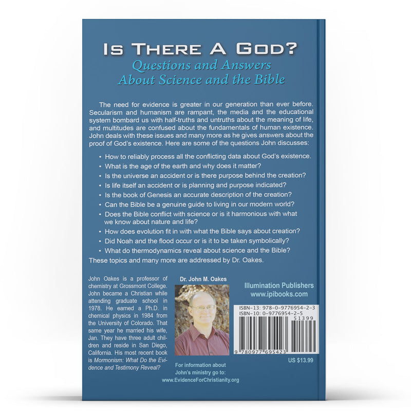 Is There A God? Kindle - Illumination Publishers