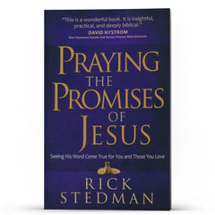 Praying the Promises of Jesus - Illumination Publishers
