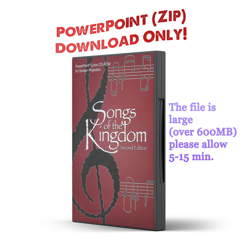 Songs of the Kingdom PPT - Illumination Publishers