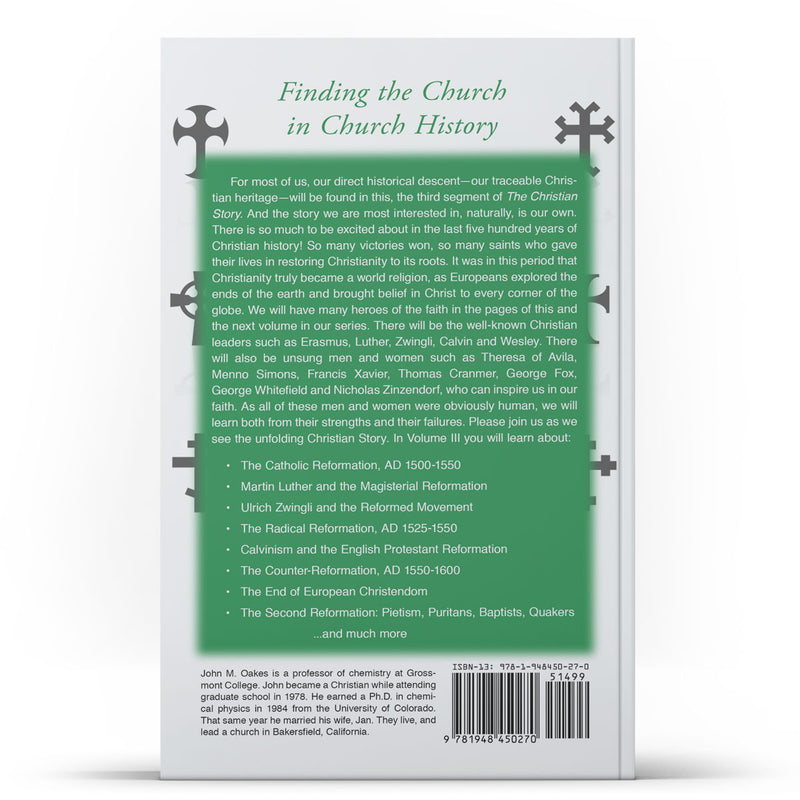 The Christian Story Vol 3 Kindle - Illumination Publishers