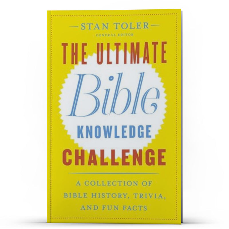 The Ultimate Bible Knowledge Challenge - Illumination Publishers