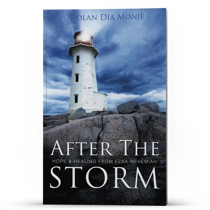 After the Storm: Hope & Healing From Ezra-Nehemiah - IlluminationPublishers
