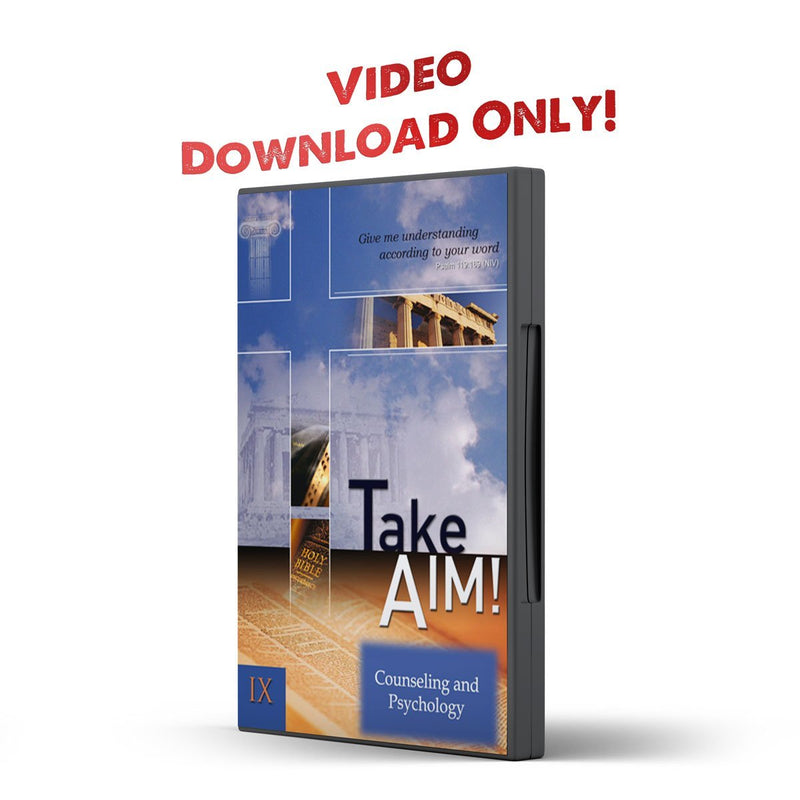 Counseling and Psychology (Video Series-AIM) - IlluminationPublishers