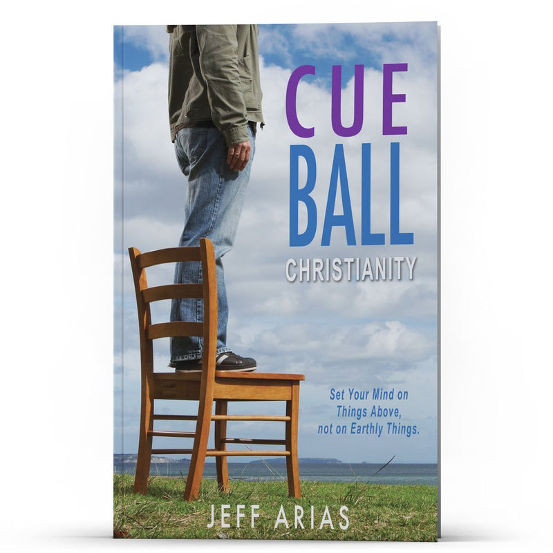 Cue Ball Christianity - IlluminationPublishers