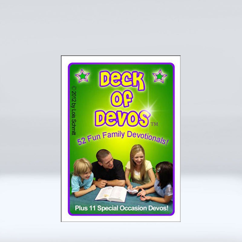 Deck of Devos: There are 52 Devotionals + 11 Holiday Centered - IlluminationPublishers