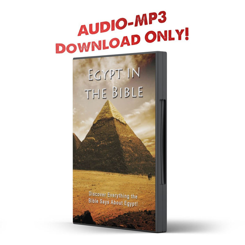 Egypt in the Bible: Discover Everything the Bible Says About Egypt - IlluminationPublishers