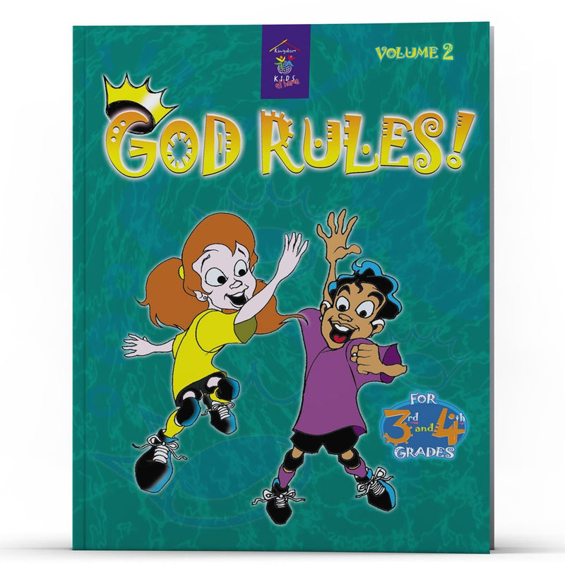 God Rules! - IlluminationPublishers
