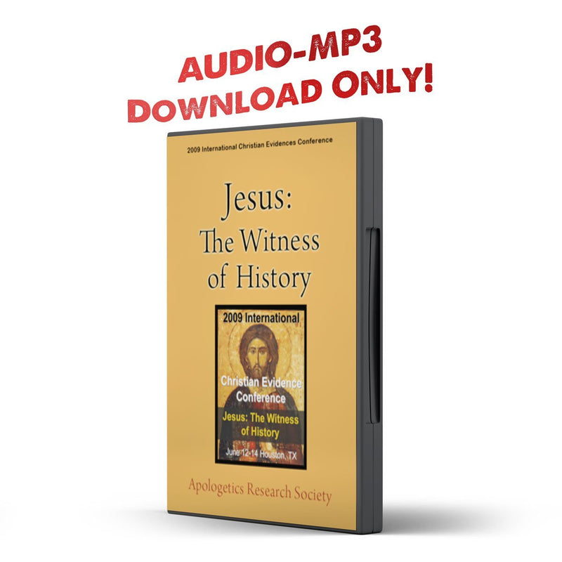 ICEC 2009 Jesus: The Witness of History - IlluminationPublishers