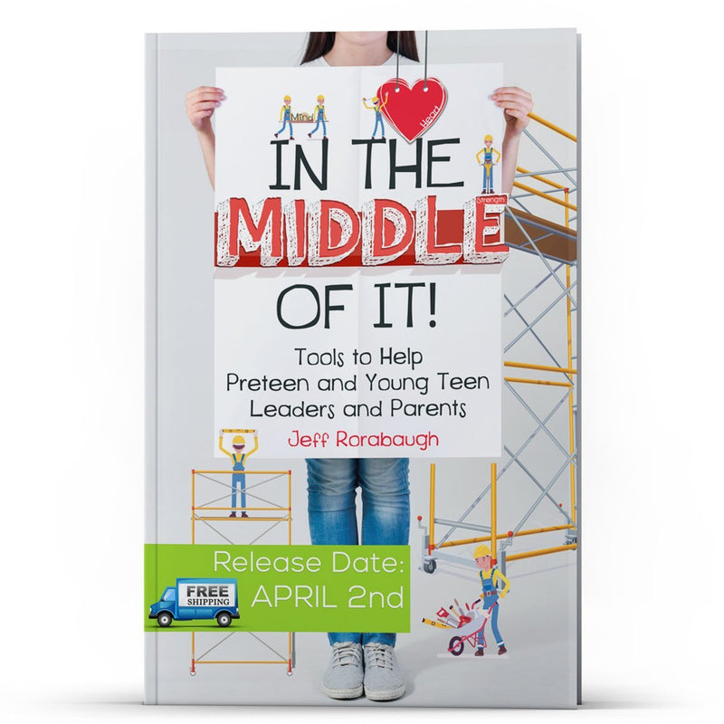 IN THE MIDDLE OF IT! - IlluminationPublishers