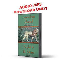 Lessons From Daniel: Propet to the Nations - IlluminationPublishers