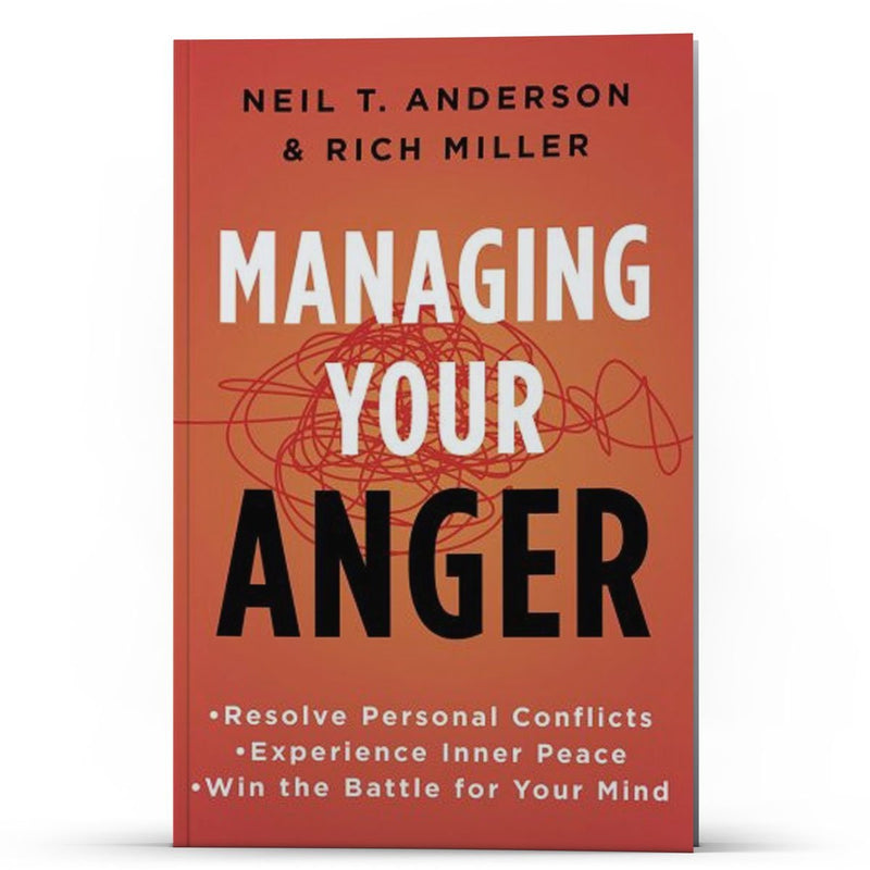 Managing Your Anger - Illumination Publishers