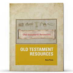 Old Testament Resources - Illumination Publishers