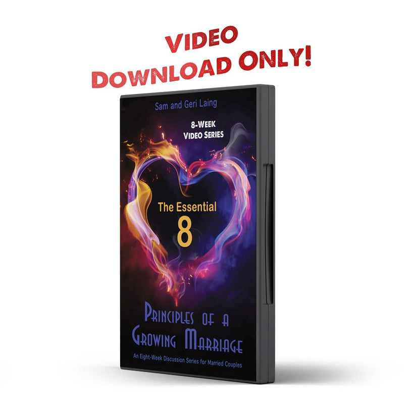 The Essential 8: Marriage (8-Week Video Series) - Illumination Publishers