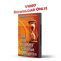Vol 05 ARS The Role of Prophecy in Christian Apologetics - IlluminationPublishers