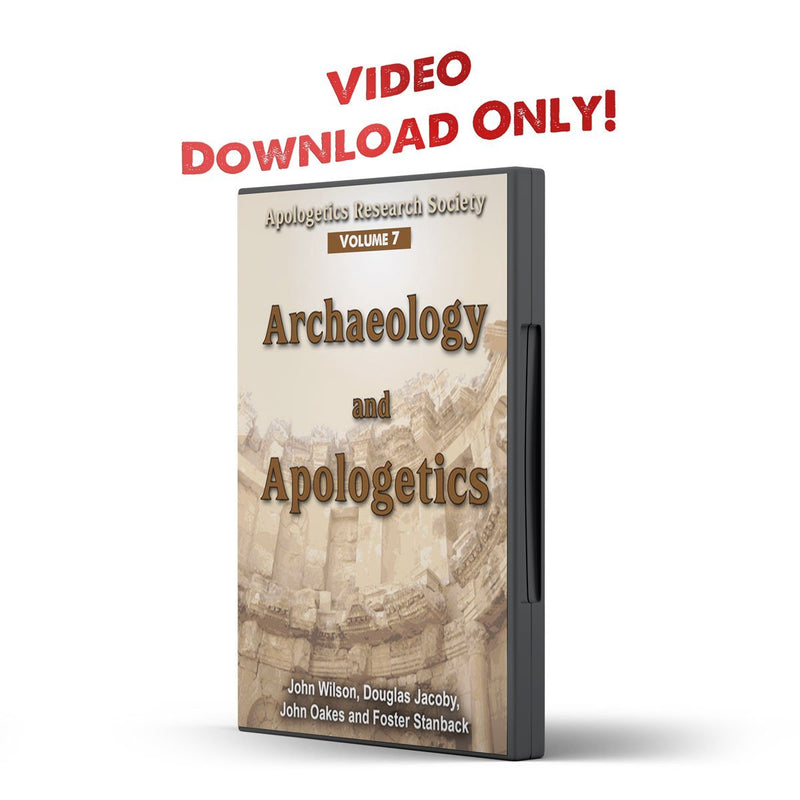 Vol 07 ARS Archaeological and Apologetics - Illumination Publishers