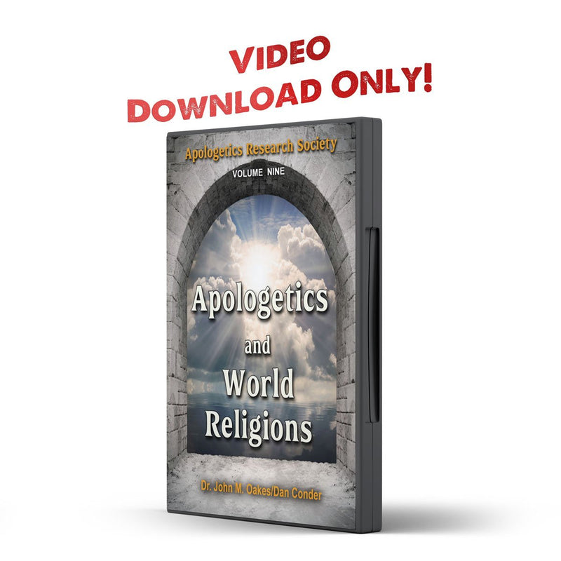 Vol 09 ARS Apologetics and World Religions - Illumination Publishers
