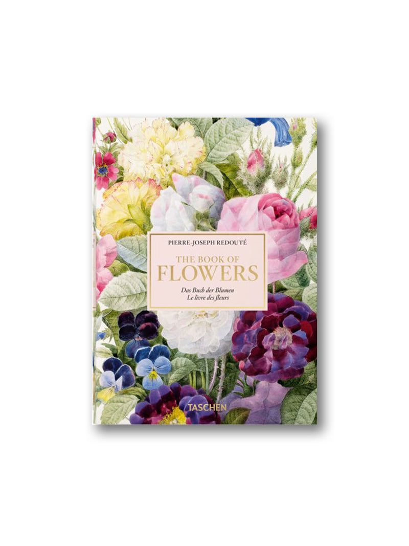 Redoute - The Book of Flowers - 40th Anniversary Edition