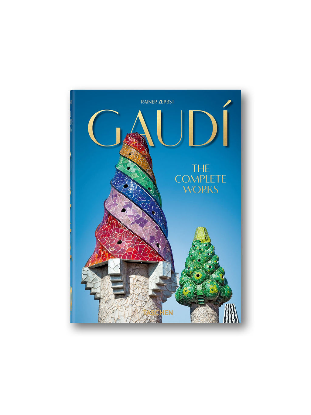 Gaudi - The Complete Works - 40th Anniversary Edition