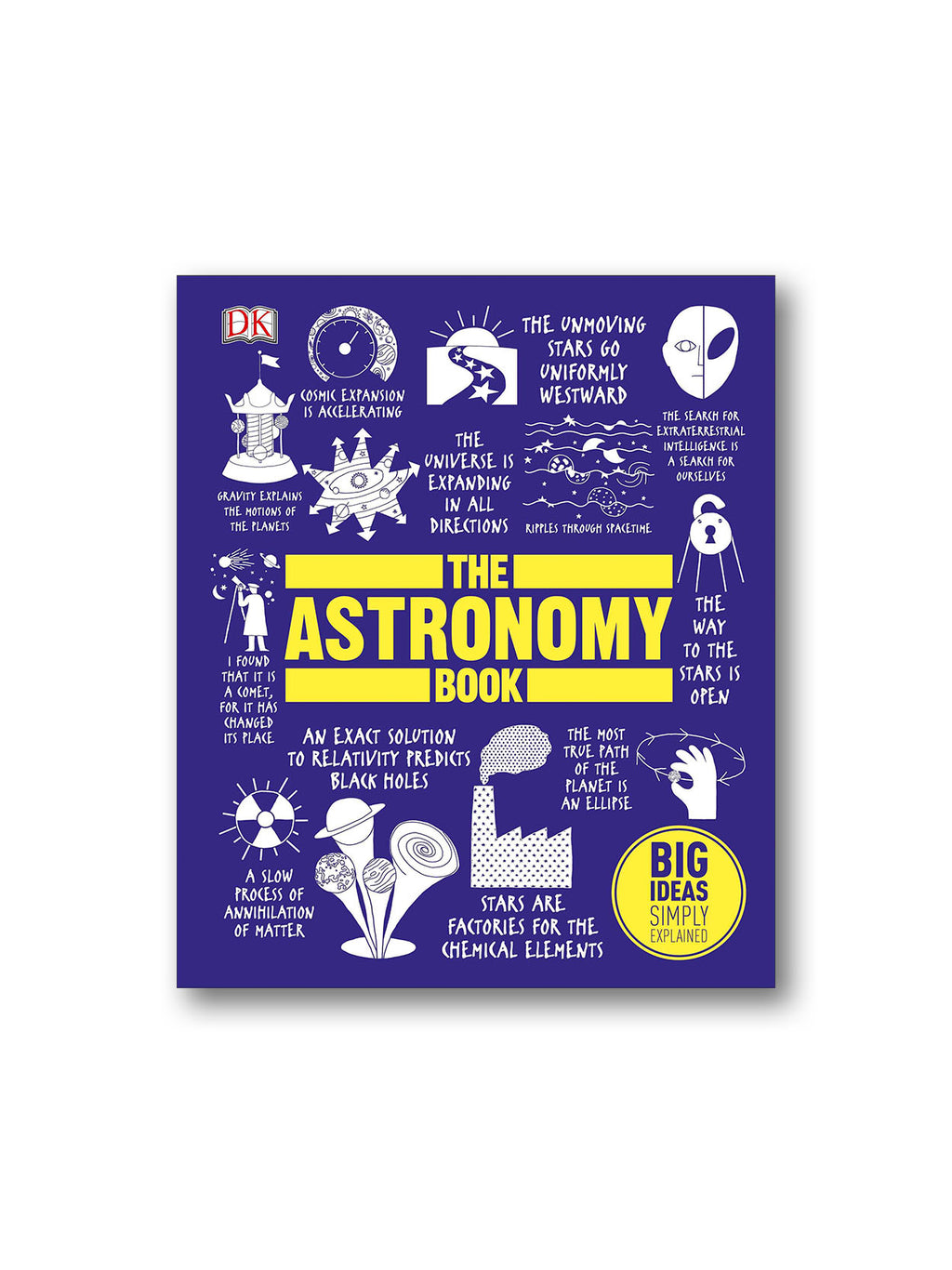 The Astronomy Book : Big Ideas Simply Explained