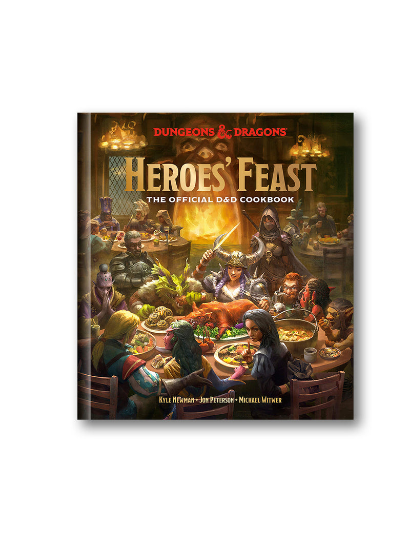 Heroes' Feast (Dungeons and Dragons) : The Official D and D Cookbook