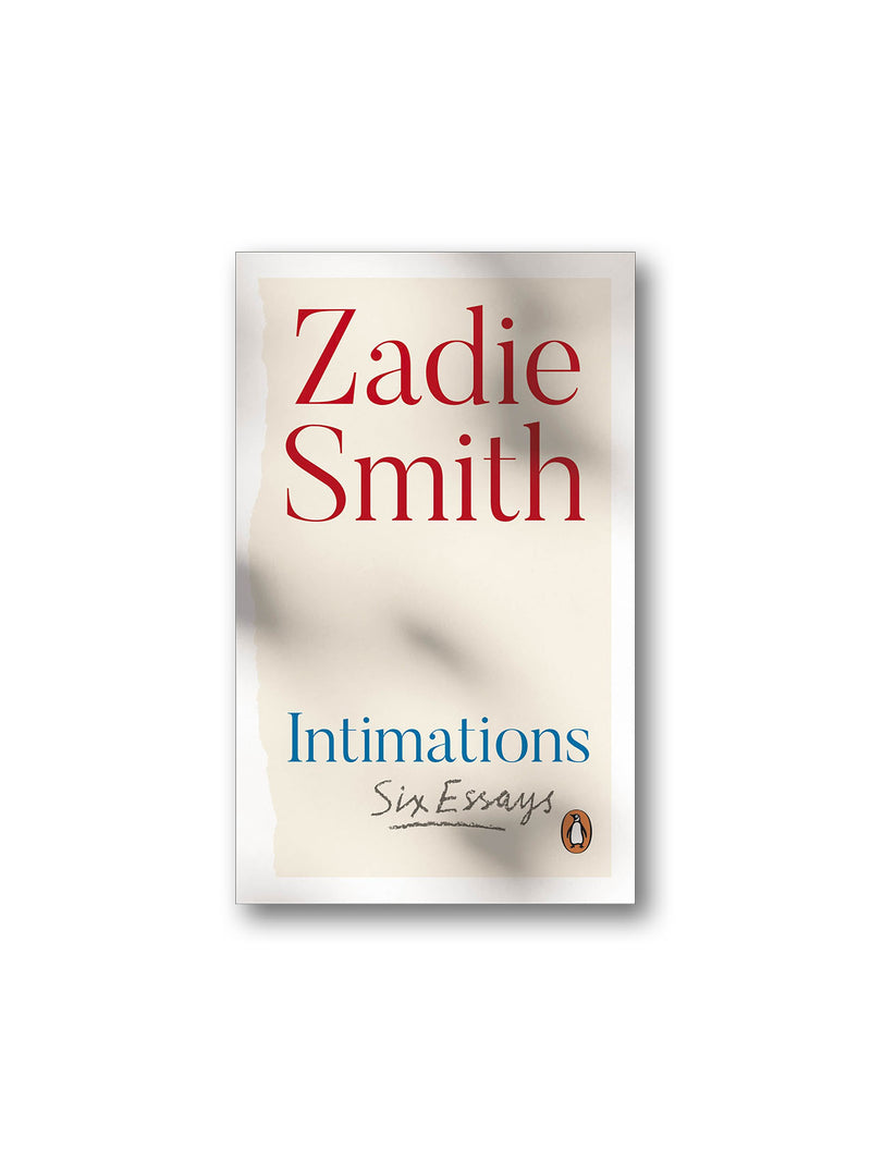 Intimations : Six Essays