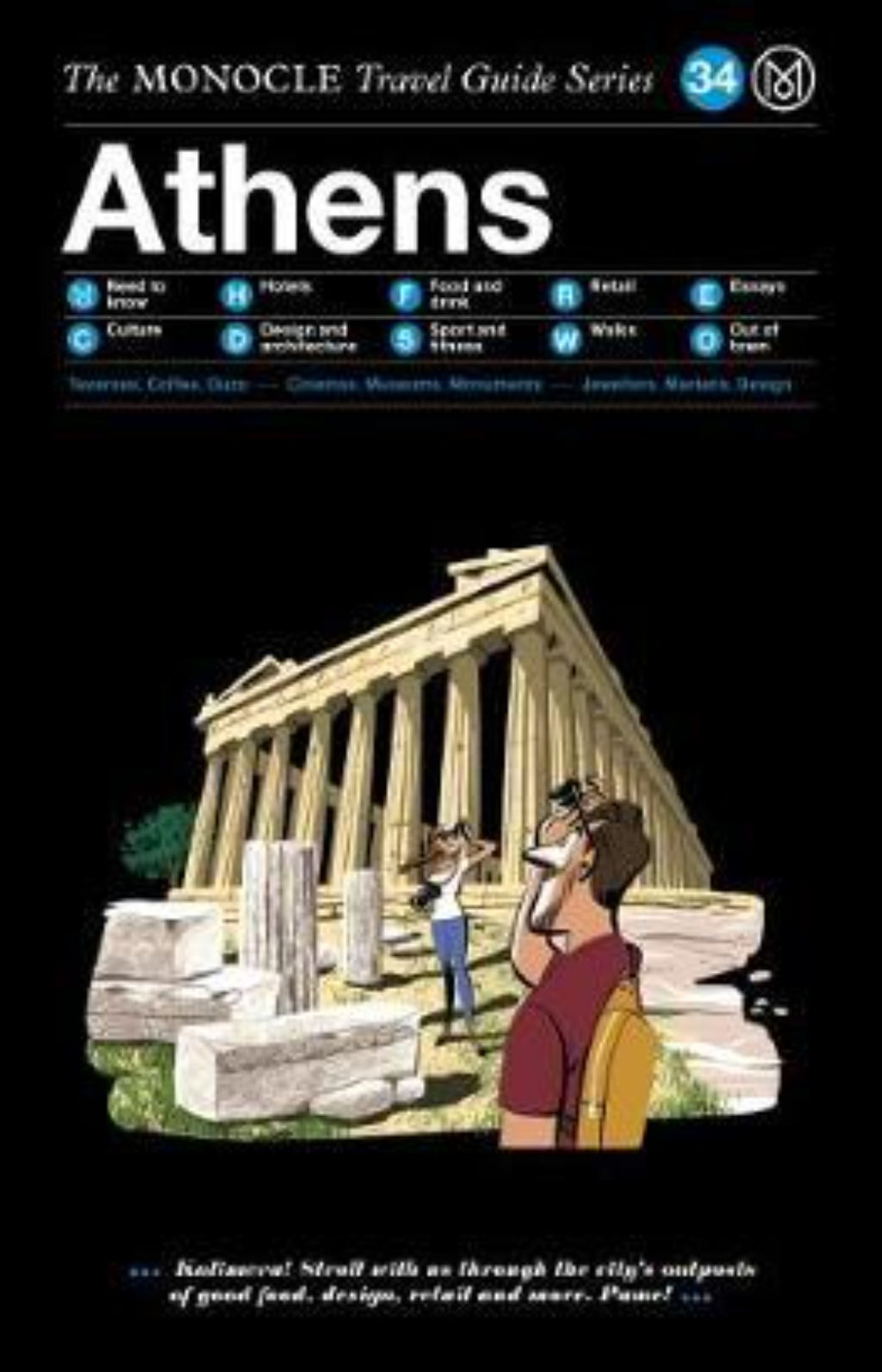 Athens - The Monocle Travel Guide Series 34