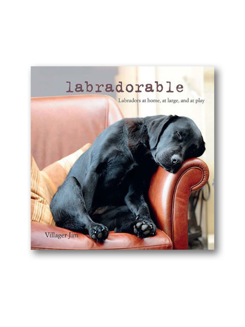 Labradorable : Labradors at Home, at Large, and at Play