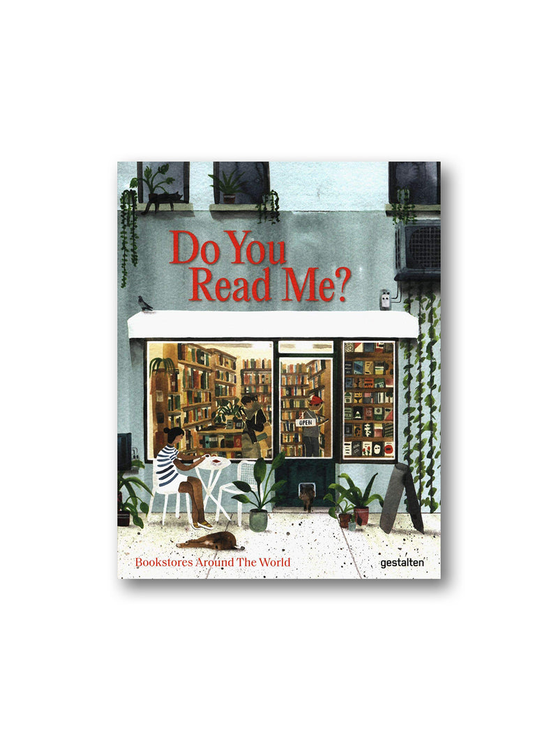 Do You Read Me? : Bookstores Around the World