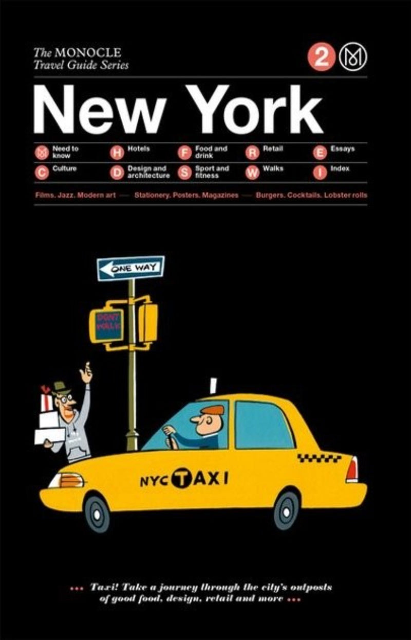 New York - The Monocle Travel Guide Series 2