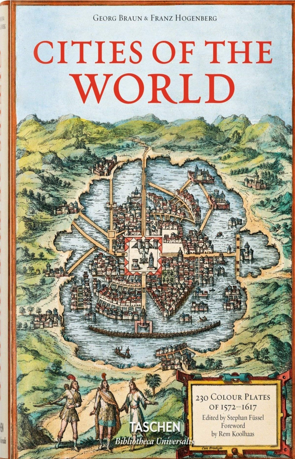 Cities of the World - Bibliotheca Universalis