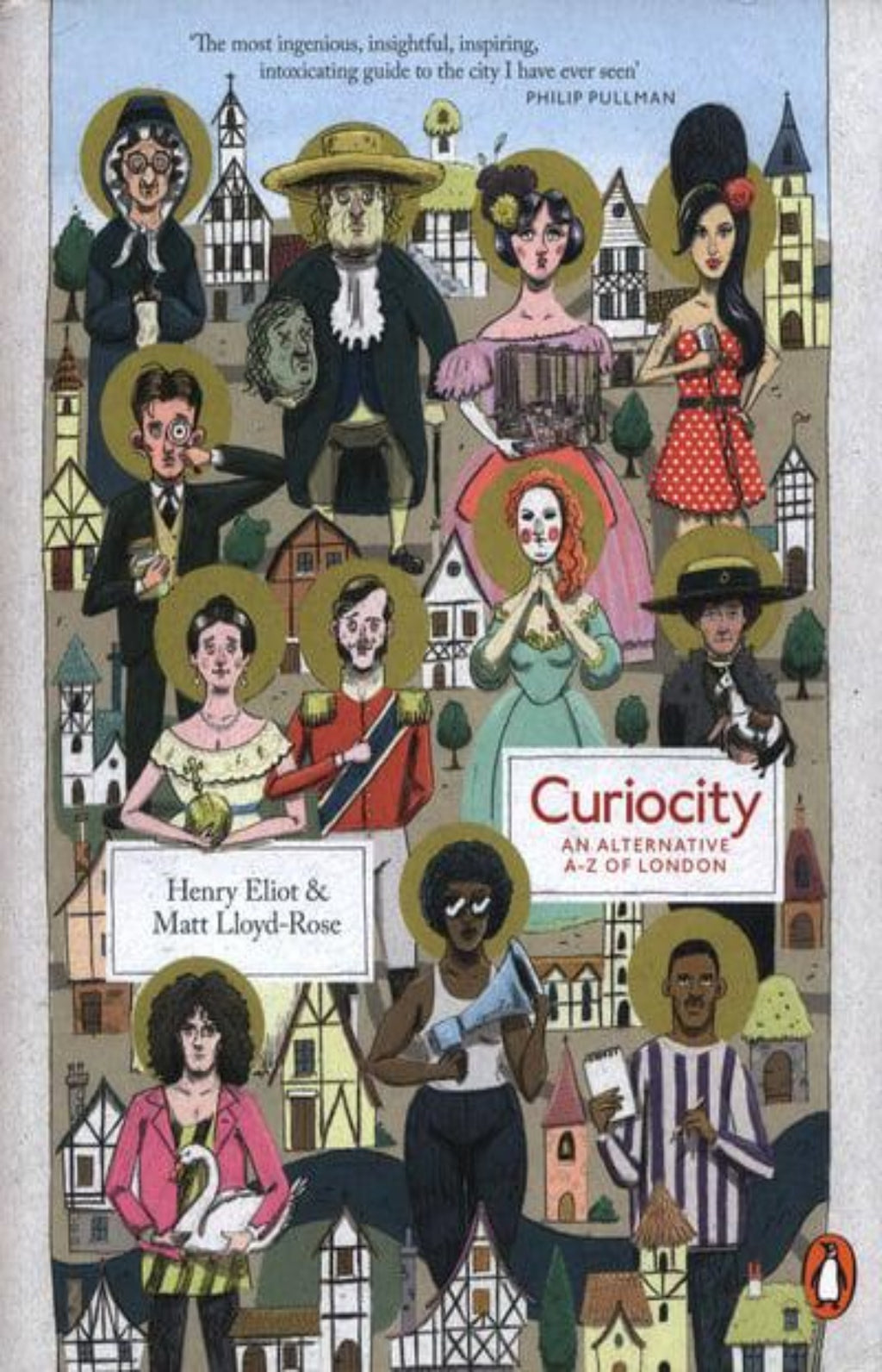 Curiocity : An Alternative A-Z of London
