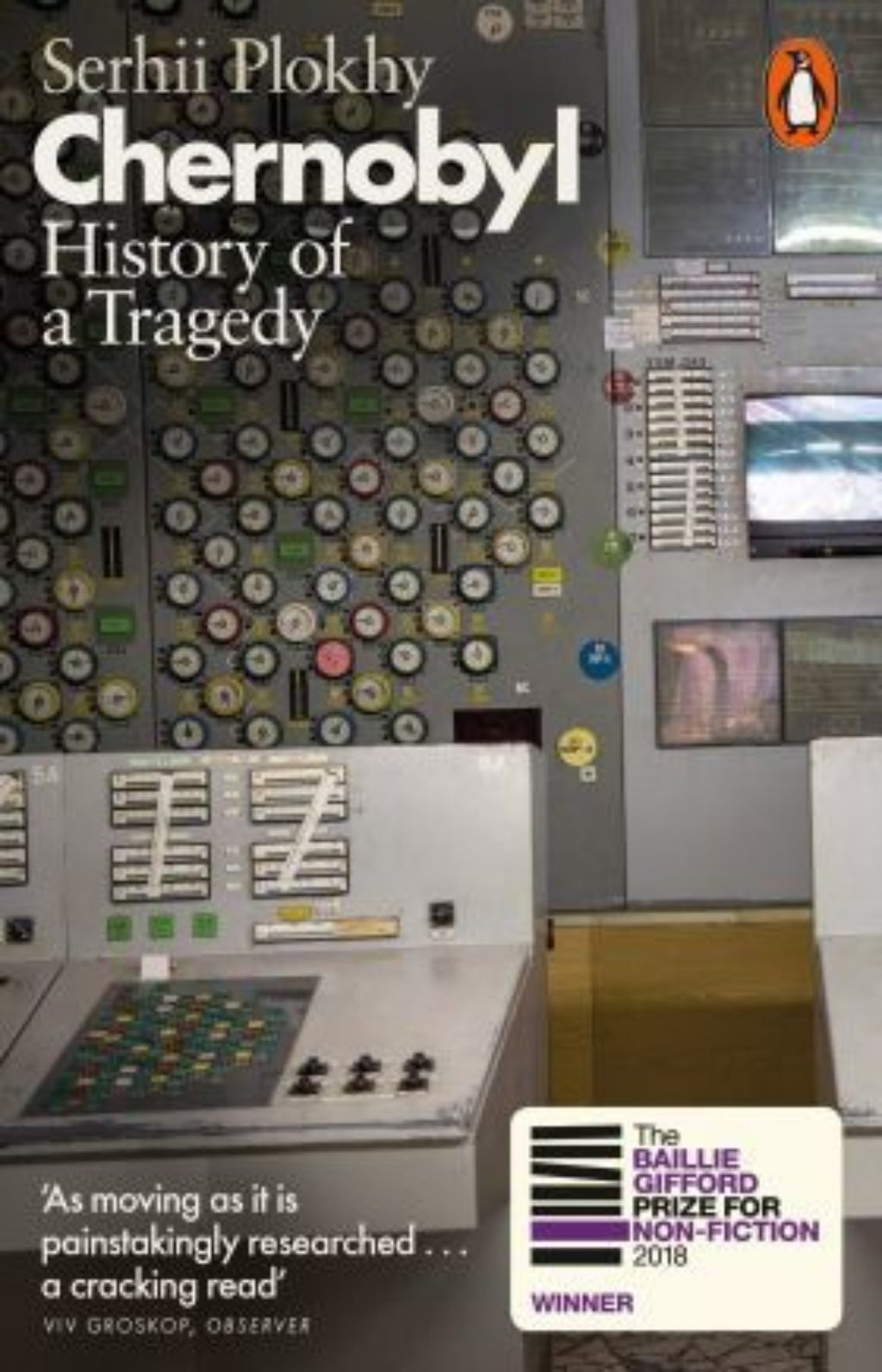 Chernobyl : History of a Tragedy
