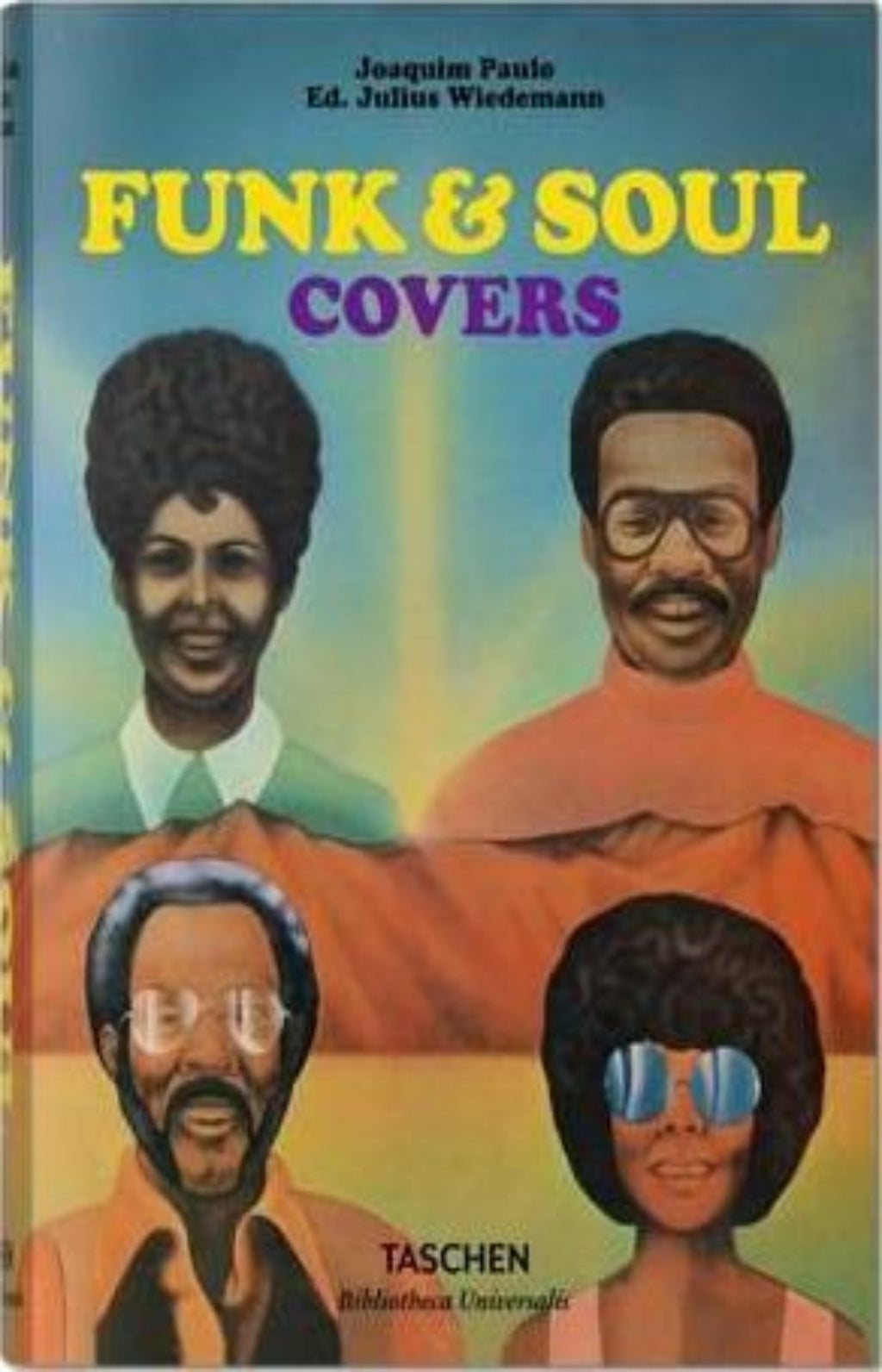 Funk & Soul Covers - Bibliotheca Universalis