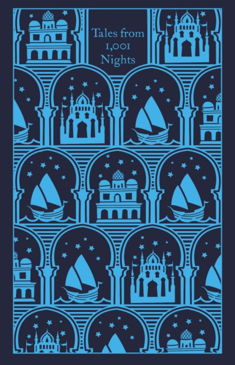 Tales from 1,001 Nights - Penguin Clothbound Classics