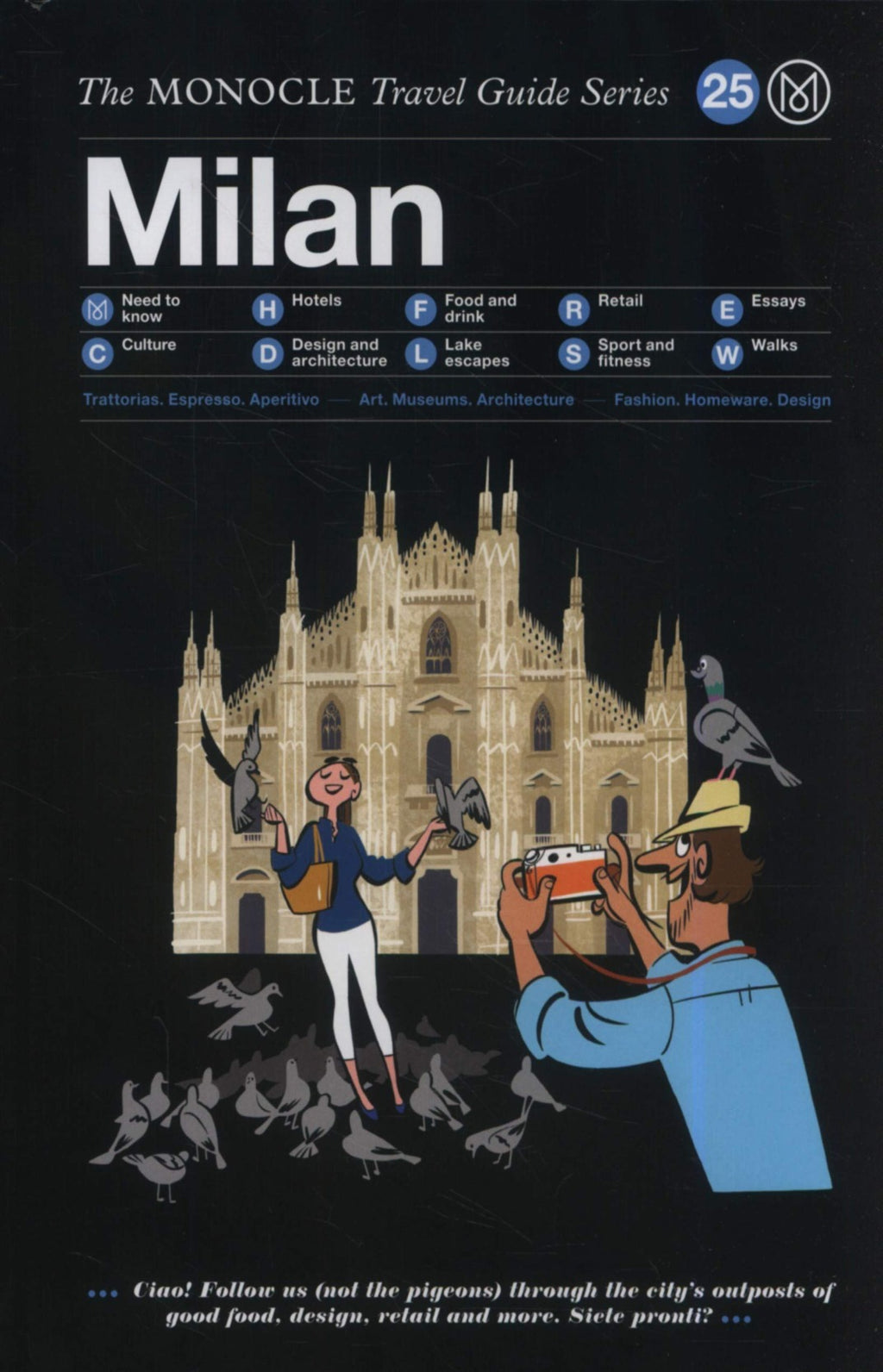 Milan - The Monocle Travel Guide Series 25