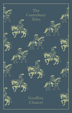 The Canterbury Tales - Penguin Clothbound Classics