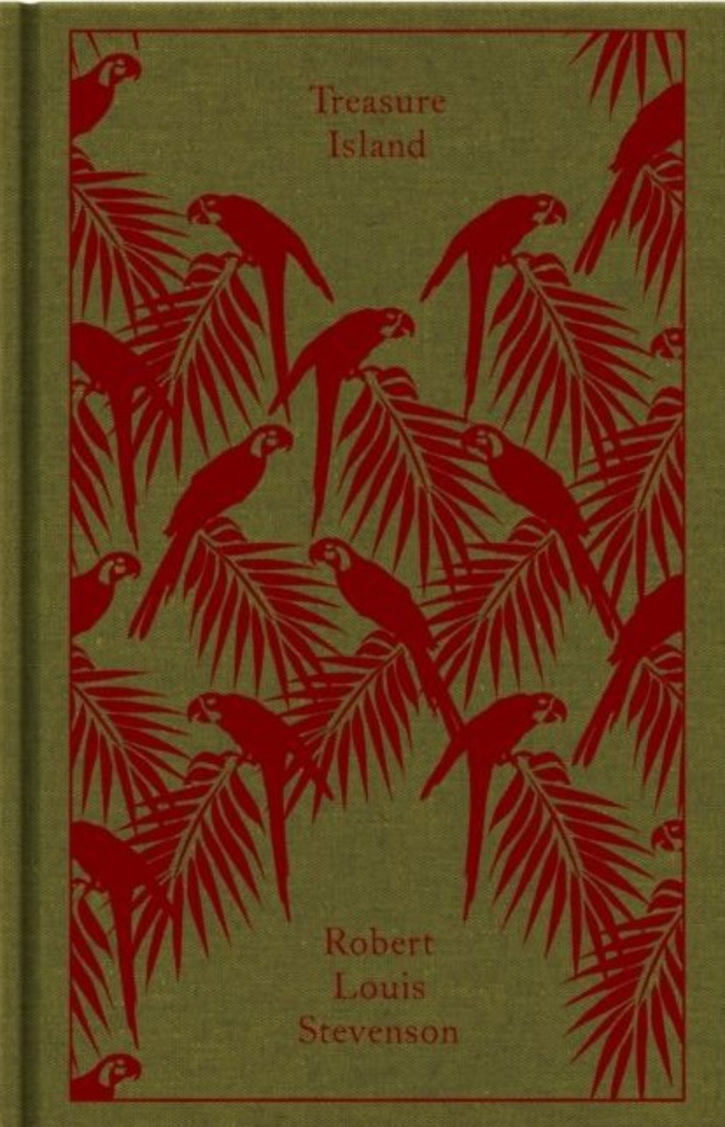 Treasure Island - Penguin Clothbound Classics