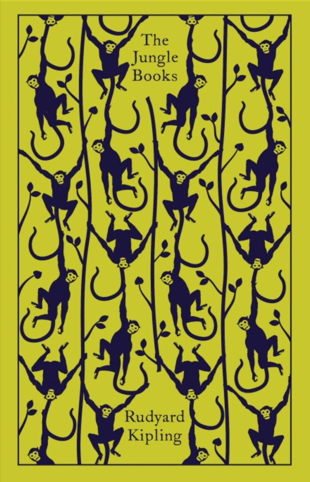 The Jungle Books - Penguin Clothbound Classics