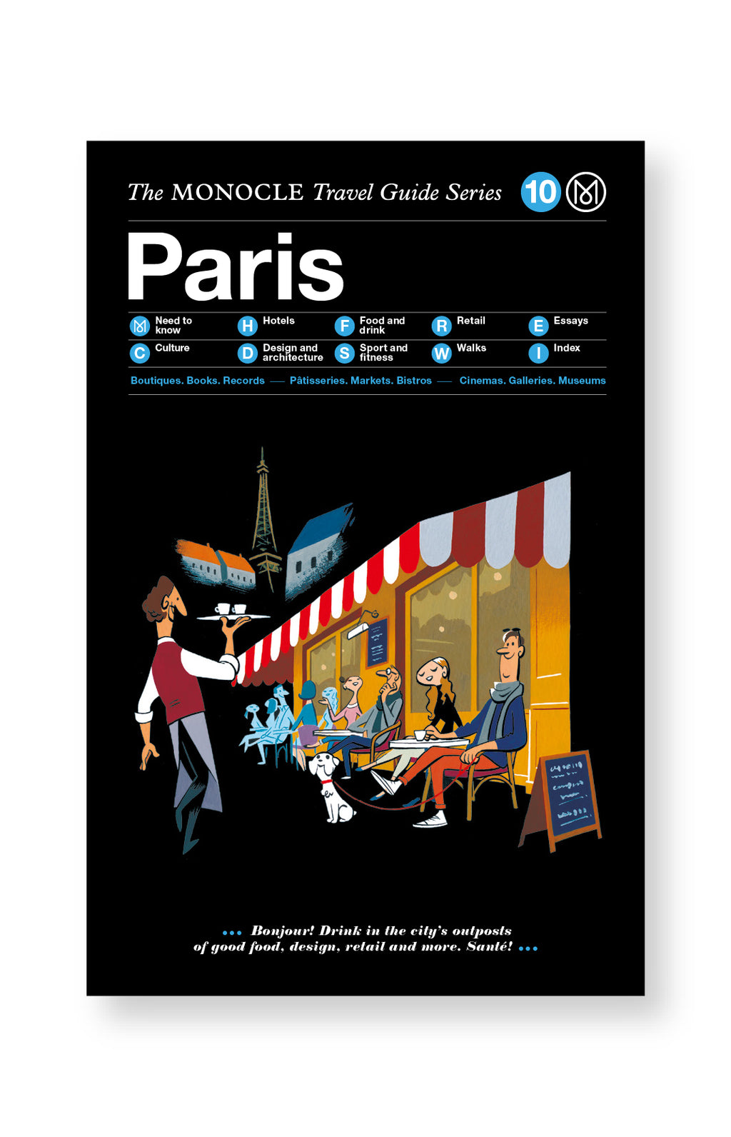 Paris - The Monocle Travel Guide Series 10