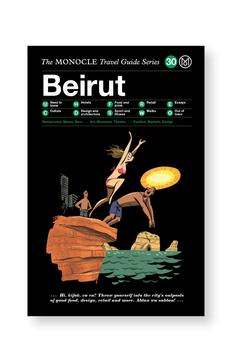 Beirut - The Monocle Travel Guide Series 30